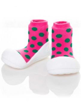 polka--pink007