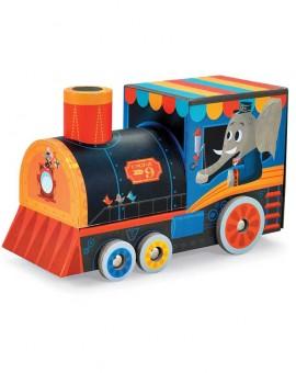 puzle-tren