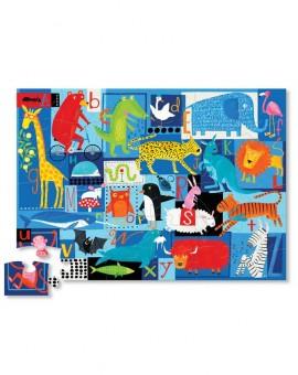 puzzle-36-ABC-animales