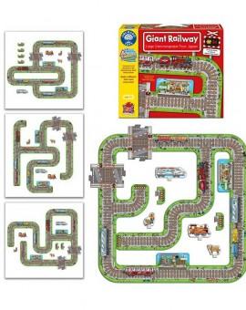 puzzle-Giant-Railway