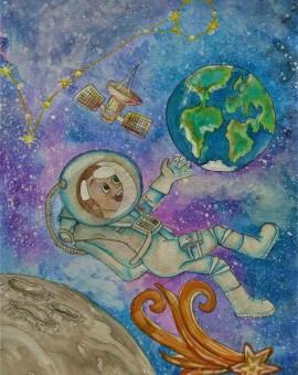 espacio-astronauta